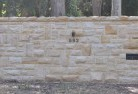 Axe Creek Brick fencing 19