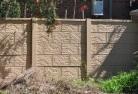 Axe Creek Brick fencing 20