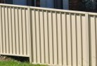 Axe Creek Corrugated fencing 6