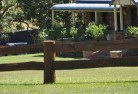 Axe Creek Front yard fencing 31