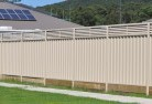Axe Creek Panel fencing 7